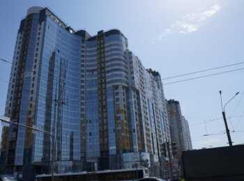 21–25-этажный дом
